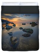 Long Island Sound Tranquility Duvet Cover