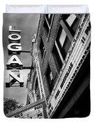 Long Live Logan Logan Theatre Duvet Cover