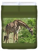 Long Neck Duvet Cover