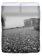 Long Walk Duvet Cover by Mike McGlothlen