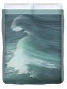Long Wave Duvet Cover