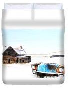 Long Winter Duvet Cover