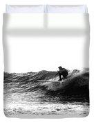 Longboard Duvet Cover