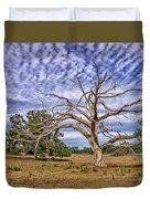 Lonley Tree Duvet Cover