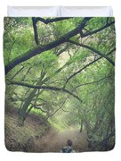 Look Around You Duvet Cover