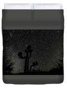 Look In The Sky Duvet Cover