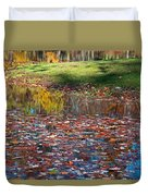 Look To Your Soul Duvet Cover