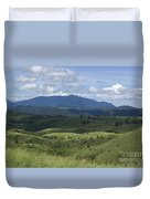Looking East Duvet Cover