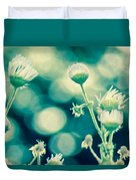 Looking Through Thoughts  Duvet Cover