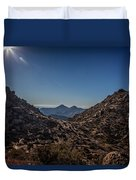 Lookout Point Duvet Cover
