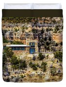 Lookout Studio @ Grand Canyon Duvet Cover