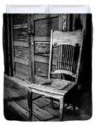 Loomis Ranch Chair Duvet Cover