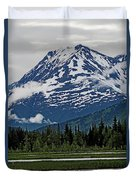 Looned View Duvet Cover