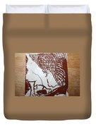 Lord Bless Me 7 - Tile Duvet Cover