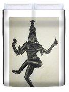 Lord Shiva Duvet Cover