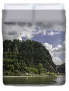Loreley Rock 10 Duvet Cover