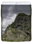 Loreley Rock 16 Duvet Cover