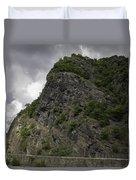 Loreley Rock 17 Duvet Cover