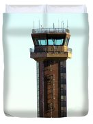 Loring Air Base Tower Duvet Cover