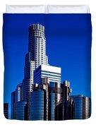 Los Angeles' Westin Bonaventure Hotel Duvet Cover