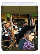 Los Historiantes De Apaneca 5 Duvet Cover