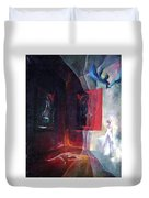 Lost Dreams Duvet Cover