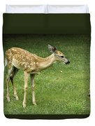 Lost Fawn Duvet Cover