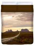 Lost Highway Duvet Cover