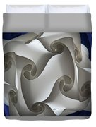 Lost In A Maze Duvet Cover