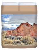 Lost In Nature Duvet Cover