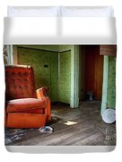 Lost In Time 12 Duvet Cover