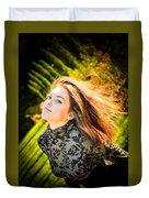Lost Mermaid Duvet Cover