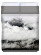 Lost Mountain Duvet Cover