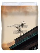 Lost Signal Duvet Cover