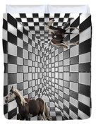 Lost Souls Duvet Cover