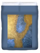 Lost Traveler Duvet Cover