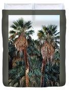 Thousand Palms Oasis  Duvet Cover