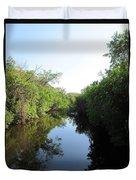 Lost Waterway Duvet Cover