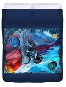Lost World Duvet Cover