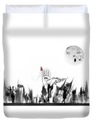 Lost Worship Duvet Cover