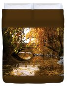 Lothlorien Or Wisconsin Duvet Cover