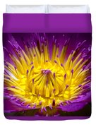 Lotus 12 Duvet Cover