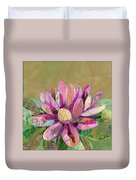 Lotus Series II - 2 Duvet Cover
