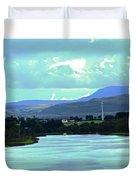 Lough Erne 2 Duvet Cover
