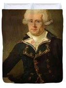 Louis Antoine De Bougainville 1790 Duvet Cover