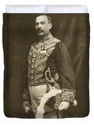 Louis Botha 1862-1919 South African Duvet Cover