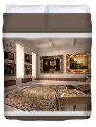 Louisbourg Before The Fall Duvet Cover