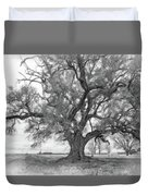 Louisiana Dreamin' Monochrome Duvet Cover