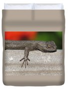 Lounge Lizard Duvet Cover