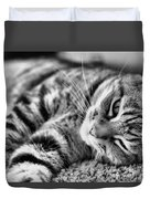 Lounging Time Duvet Cover